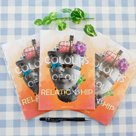 'The Colours of Our Relationship' Illustrated Zine
