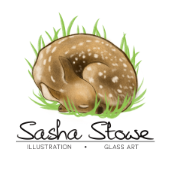 Sasha Stowe - Illustration and Glass Art