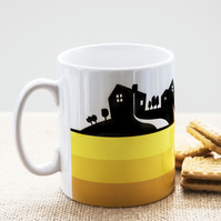 Coffee Mug for New Home Housewarming Moving House or Architect.