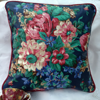 Statement Floral cushion cover