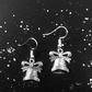Xmas bells earrings