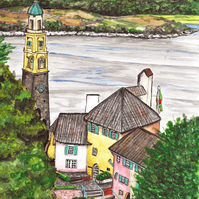 Portmeirion Prints