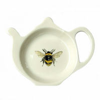 Bumble Bee Teabag Dish, Bumble Bee Teabag Tidy