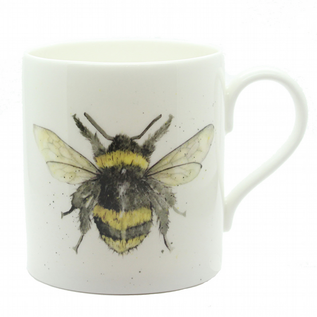 Bumble Bee Fine Bone China Mug
