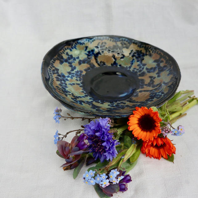 Lace Patterned  Bowl