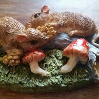 Mice and toadstools