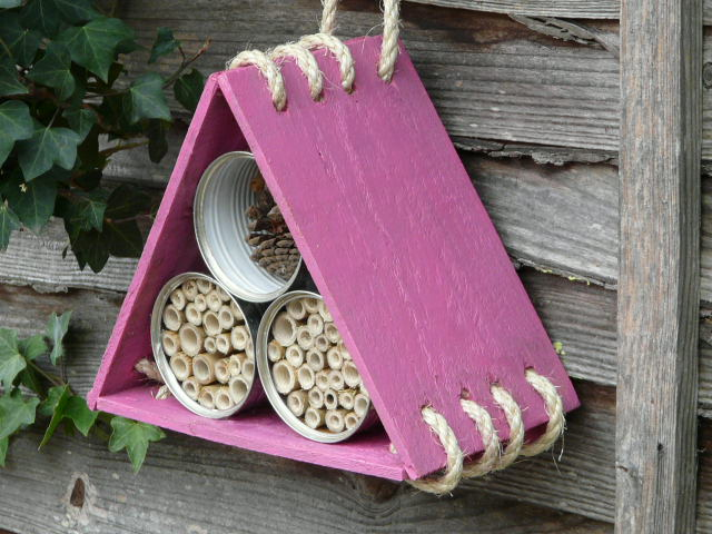 Bee,Bug House