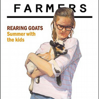 """Summer With The Kids"" (Devon Farmers series)."
