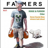 """Ridge & Furrow Cider"" (Devon Farmers series)."