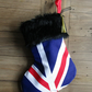 Union Jack Christmas Stocking