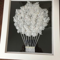 Butterfly Balloon Wedding , a Wedding Gift