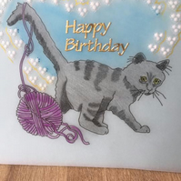 Female Birthday Card