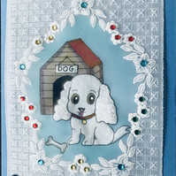 A card for Dog Lovers