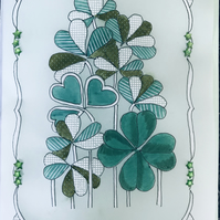 St Patricks Day Card