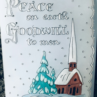 Peace & Goodwill