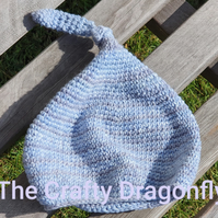 Hand Crocheted Baby Hat
