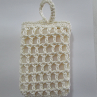 Cotton soap sock