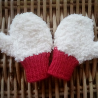 Age 2-3 toddler mittens