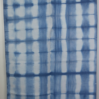 Indigo Dyed Table Runner
