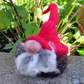 little gnomti tomti (red hatted gnome)