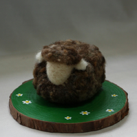 Veronica - Needle felted sheep
