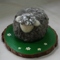 Gertrude - Needle felted sheep