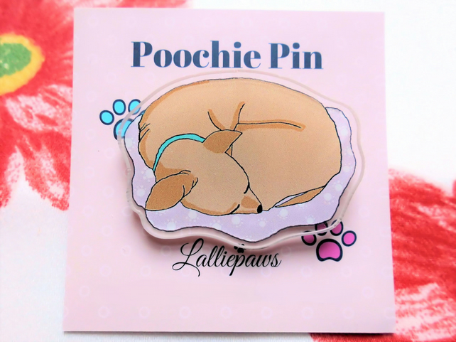 Poochie Pin