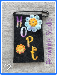 """HOPE"" Hanging Decoration"