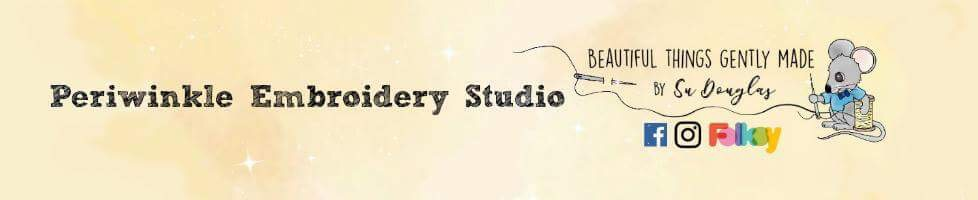 The Periwinkle Embroidery Studio
