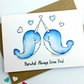 Love Always Card - Narwhal Love Card, Anniversary and Valentine's Card