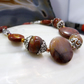 Jasper Semi-Precious Stone Necklace FN26