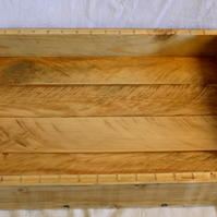 Rustic Farmhouse Serving Tray, Wooden Solid Wood, Ottoman Tray, Handmade