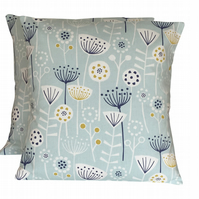 "2 x 16"" Bergen Seafom Scandi Style Cushion Covers"