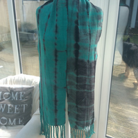 Tremendously Teal Scarf