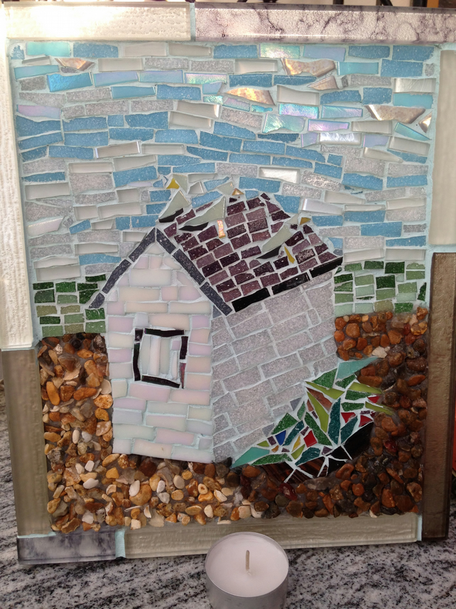 Mosaic Deal Beach Hut