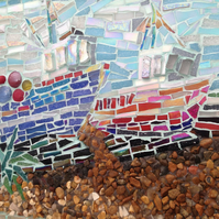 Mosaic Deal Fishing Boats