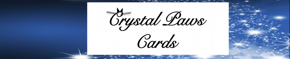 Crystal Paws Cards
