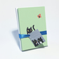 Gift Pack of Thank You Cards – 12 beautifully designed cat greeting cards!