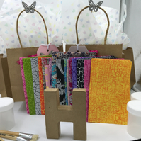 Decopatch Initial Filled Party Bags