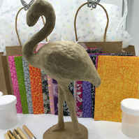 Flamingo Filled Party Bags