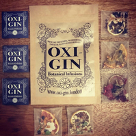 Botanical Infusion bags for Gin & Tonic. 2 packs of 5 infusions