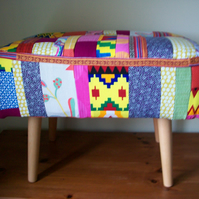 Brand New Footstool By Mabels Interiors