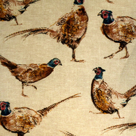 Pheasant Scatter Cushion with Free UK Delivery