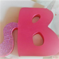 unicorn letters, unicorn gifts, kids bedromm decor, girls bedroom decor,