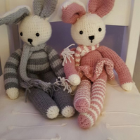 bertie and beatrice the little rabbits