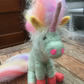 Needle Felt Unicorn - Morag