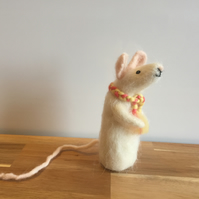 Needle Felted Mouse - Little Kandy