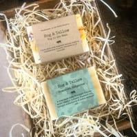Hog and Tallow Small Gift Box