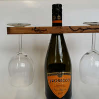 wine glass carrier display