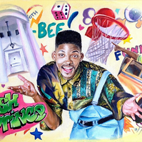 WILL SMITH - 'Fresh Prince'